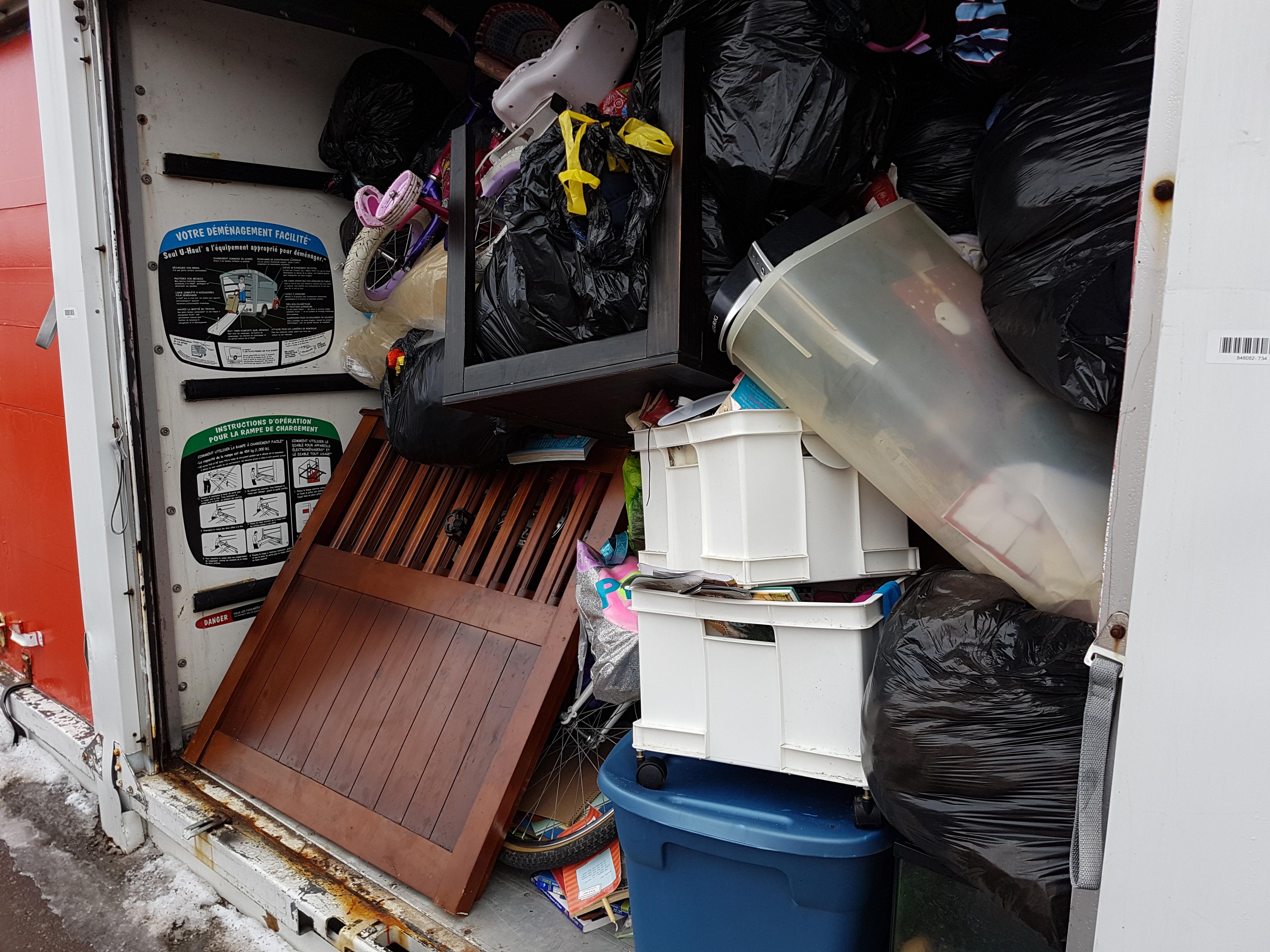 Unit 732 Scarborough Ontario U Haul Moving Amp Storage