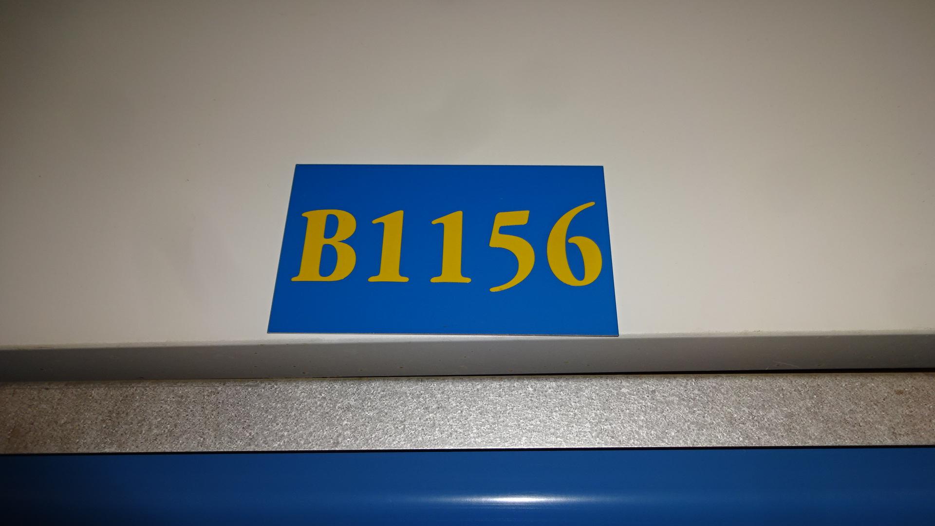 Unit B1156 Bid13